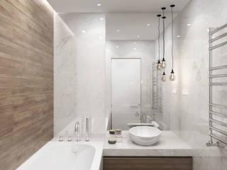 Salle de bain industrielle par Elena Potemkina Industriel