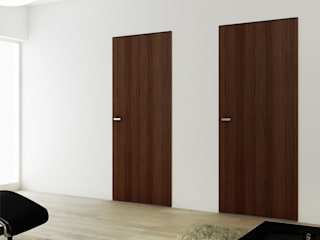 minimalist  by Phi Porte, Minimalist Synthetic Brown