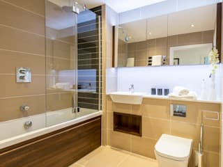 Bathroom Salle de bain moderne par In:Style Direct Moderne