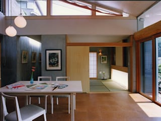 田浦の家 オリジナルデザインの リビング の 小川真樹建築綜合計画 オリジナル