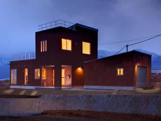 夜景: office.neno1365が手掛けた家です。