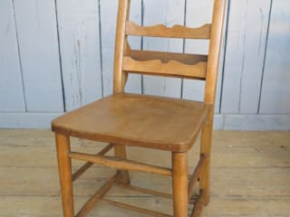 Reclaimed Church Chairs UKAA | UK Architectural Antiques KitchenTables & chairs