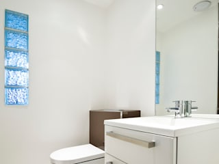 Refurbishment : St.John's Wood In:Style Direct Bagno moderno