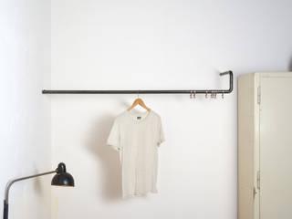 M4 Kleiderstange von MOKI handmade interior Minimalistisch