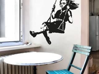 Ingresso & Corridoio in stile  di Urban ART Berlin