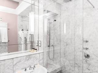 Hotel Wentzl Kraków - Łazienka 23: styl , w kategorii Hotele zaprojektowany przez unikat:lab