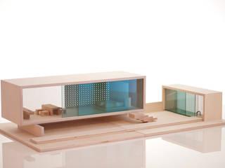 Puppenhäuser/ doll houses: modern  von Sirch,Modern