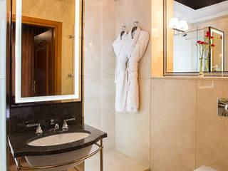 Hotel Wentzl Kraków - Łazienka 22: styl , w kategorii Hotele zaprojektowany przez unikat:lab