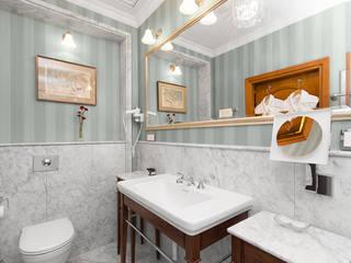 Hotel Wentzl Kraków - Łazienka 31: styl , w kategorii Hotele zaprojektowany przez unikat:lab