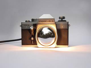 SpiegelreflexLampe  > DTL3 <:   von LampenSchmiede