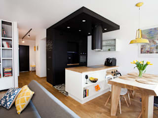 no bo bono Modern kitchen by unikat:lab Modern