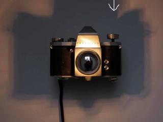 SpiegelreflexLampen:  Wohnzimmer von LampenSchmiede