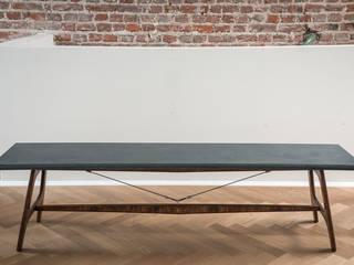 Pit Frame (Bank): industriell  von Pirol Furnituring ,Industrial