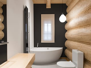 Modern bathroom by unikat:lab Modern
