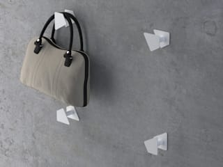 "Wall hangers ""TRAP"" de KAMBIAM (NeuroDesign Furniture for People) Moderno"