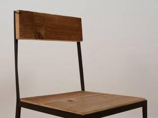 P3 Stuhl von MOKI handmade interior Minimalistisch