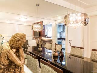 Camila Chalon Arquitetura Classic style dining room