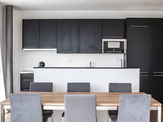 appartement T:  de style  par    Intérieurités  /catherine vernet