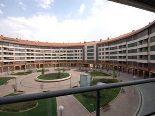 193 Viviendas en Logroño: Casas de estilo  de BR&Co arquitectos