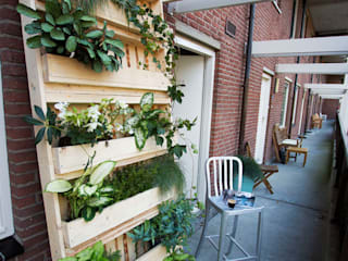 Pop up Pallets Balconies, verandas & terraces Accessories & decoration