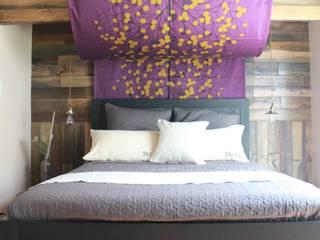 主寝室 after写真: 一級建築士事務所 iie designが手掛けたです。