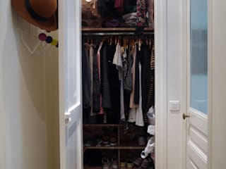 Classic style dressing room by homify Classic
