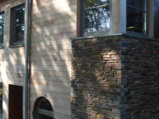 Maison Picard - Chenogne par Architectes Mahieu & Associés