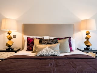 Home Staging : Highfield Drive Modern Bedroom by In:Style Direct Modern