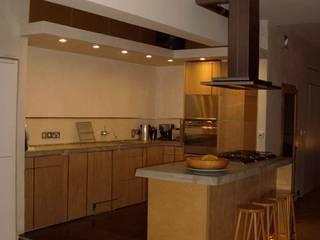 New Inn Yard:  Kitchen by fiftypointeight
