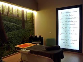 Centro Benessere - Farmacia Quaranta Spa moderna di STUDIOFLAT Moderno