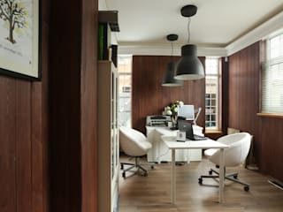 Study/office by ORT-interiors