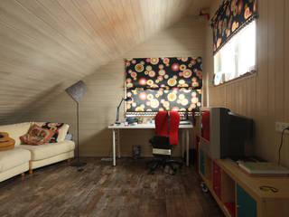 Детская комната: Детские комнаты в . Автор – ORT-interiors, Эклектичный