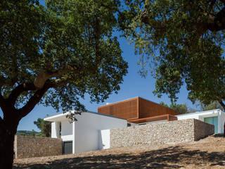 Casas modernas por OPERA I DESIGN MATTERS Moderno Pedra