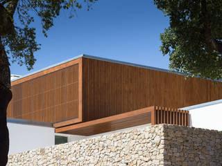 QUINTA DOS POMBAIS HOUSE Casas modernas por OPERA I DESIGN MATTERS Moderno