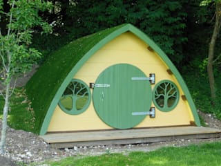 Hobbit Hole by High Life Treehouses