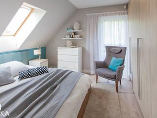 Moderne slaapkamers van TIKA DESIGN Modern