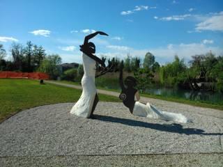 Danza del fiume:  in stile  di Luciano Longo