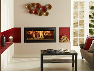 Stovax Riva Studio Fires Stovax Heating Group Living roomFireplaces & accessories