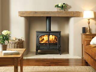 Stovax Stockton Stove Range Stovax Heating Group Living roomFireplaces & accessories