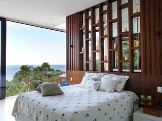 Modern Bedroom by Infinity Spaces Modern