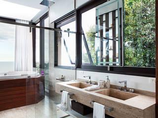 Projekty,  Łazienka zaprojektowane przez Infinity Spaces