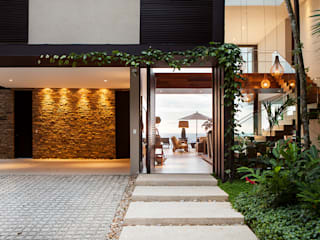 Infinity Spaces Casas estilo moderno: ideas, arquitectura e imágenes