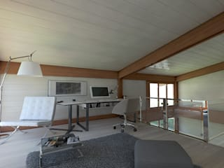 3dforme Modern Study Room and Home Office