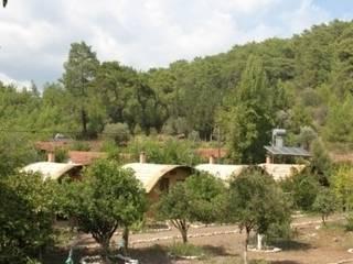Simurg Evleri Pansiyon Casas de estilo mediterráneo