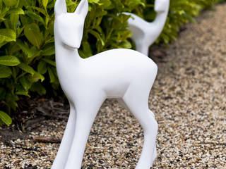 La biche Céline, un objet de décoration totalement moderne et design ! Brin de Jardin BureauAccessoires & décorations
