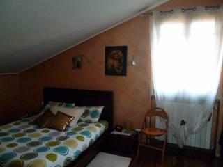 Camera da letto PRIMA:  in stile  di BF Arredamenti
