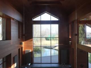 Minimalist pool by ORT-interiors Minimalist