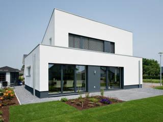 Architektur Jansen Maisons minimalistes
