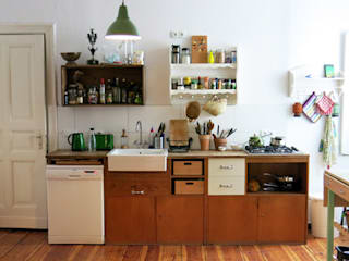 Eclectic style kitchen by Selma Serman Eclectic