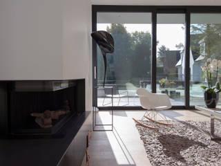 Salones de estilo  de ISABELLE LECLERCQ DESIGN
